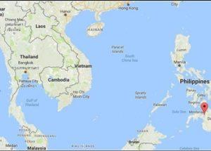 필리핀에 등장한 IS로 인해 계엄령을 선포한 두테르테