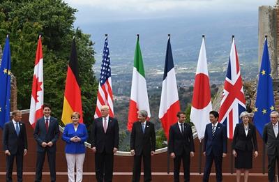 큰 성과를 얻지 못한 올해 G7 정상회담
