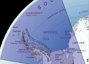 남극 여행자에 대한 테러 경고를 발표한 영국 외교부