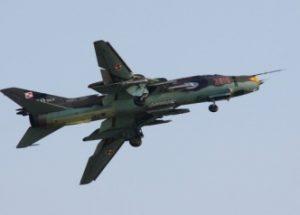 IS를 공격하던 시리아 전투기를 격추한 미군
