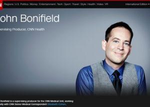 """CNN 프로듀서 보니필드, 러시아 논란은 """"대부분 헛소리"""""""