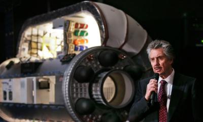 억만장자 로버트 비글로는 외계인이 지구에 있다고 말한다.