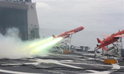 대만과의 13억 불 무기 수출 계약을 발표한 미국
