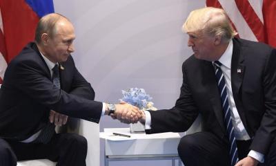 시리아에서의 휴전에 합의한 미국과 러시아