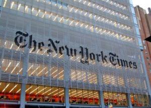미 정보부들의 만장일치 러시아 대선 개입 결론에 정정기사를 낸 뉴욕타임즈