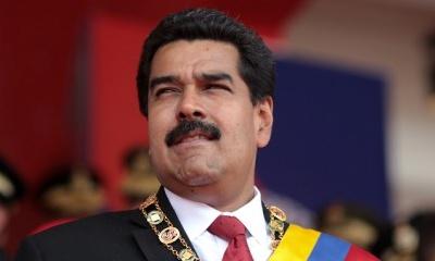 베네수엘라의 정권교체를 원하는 미국