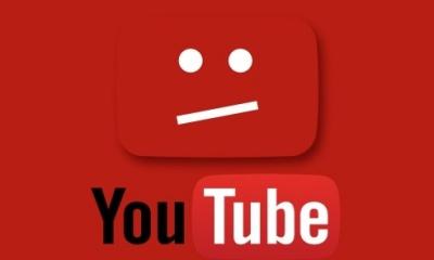 론 폴 전 상원의원의 동영상에 광고를 제거한 유투브