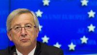 과도한 경비 지출로 비판을 받는 EU 집행위원회와 영국의 메이 총리
