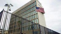쿠바에서 음파 공격을 당한 미국 외교관들
