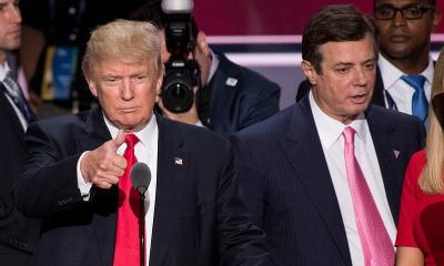 FBI는 대선 중에 트럼프 타워를 도청했다.