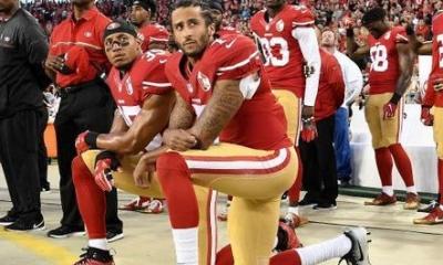 국기에 대한 경례를 거부한 NFL 선수들이 모르는 이야기