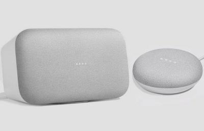 구글의 새 스피커는 당신의 대화를 녹음할 수 있다.