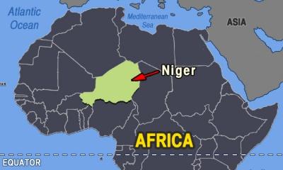 아프리카 니제르에서의 미군 사망으로 드러난 공개되지 않는 미군의 파병