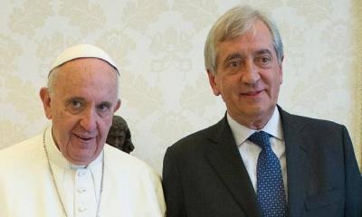 """전 바티칸 감사관, """"저는 자발적으로 사임하지 않았습니다."""""""
