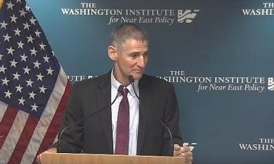 이스라엘 육참 내정자, '이란과 정면 대결을 위해 미국의 도움이 필요하다'