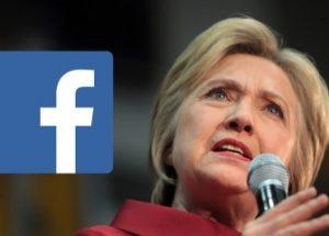 지난 대선에서 페이스북의 힐러리 지원을 폭로한 위키리크스
