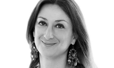파나마 페이퍼의 계기를 마련한 언론인 다프네 갈리지아의 죽음
