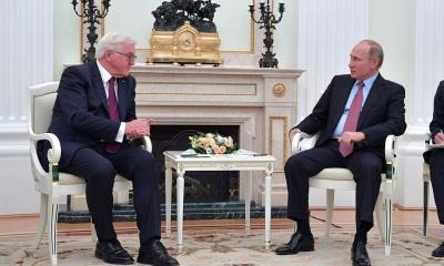 러시아와의 관계 개선을 꾀하는 독일