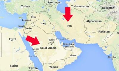 레바논이 전쟁을 선언했다고 주장하는 사우디 아라비아