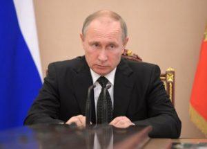 푸틴, '러시아인의 생물학적 샘플이 수집되고 있다'