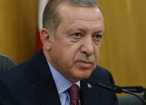 """터키 대통령 에르도간, """"미국이 많은 돈을 IS에 지원했다"""""""