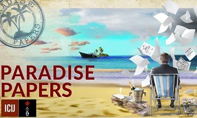 파라다이스 페이퍼의 공개로 드러난 전 세계 부유층의 비리
