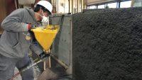 진도 9를 견디는 분사형 친환경 시멘트가 개발되다.