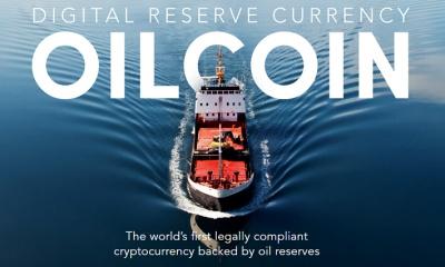 금, 석유와 같이 실물이 가치를 보장하는 암호화폐가 등장한다.