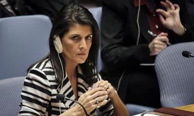 유엔인권위에서 탈퇴하는 미국