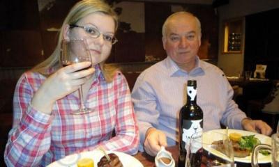 스크리팔 부녀 암살 시도 사건의 러시아 용의자를 공개한 영국