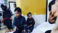 시리아 화학무기 공격의 증거가 된 영상 속 피해자 소년과의 인터뷰가 공개되다.