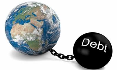 IMF가 발표한 전 세계 부채 164조 달러는 누가 소유하고 있는가?