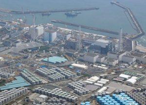 방사능 오염수 저장 한계에 도달하고 있는 후쿠시마 원전