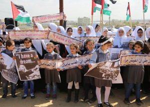 팔레스타인 희생자를 추모하는 영상을 검열한 유튜브