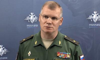 러 국방부, '시리아에 미군이 통제하는 지역에만 IS가 활동하고 있다'