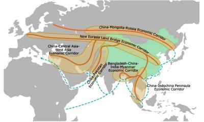 중동에 1억5백만 불 지원을 발표한 중국
