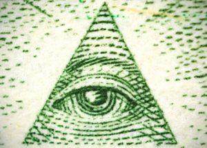세계 비밀 정부의 존재를 믿는 러시아