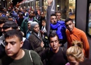 이민자 범죄가 총선의 큰 이슈로 떠오르고 있는 스웨덴
