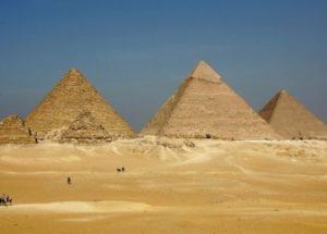 기자 대피라미드가 에너지를 집중시킨다는 연구가 발표되다