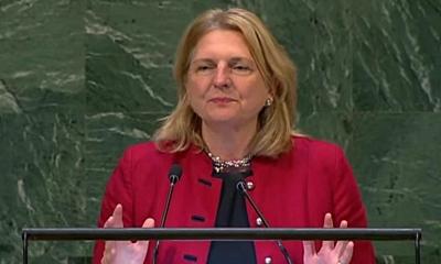 오스트리아 외무장관, '시리아 전쟁은 석유 전쟁이다'