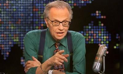 """래리 킹, """"CNN은 뉴스를 그만 둔 지 오래됐다"""""""