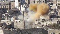 지난달 화학무기 공격의 배후로 시리아와 러시아를 지목한 미 국무부