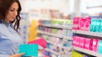 여성 위생 제품의 대부분에서 글리포세이트가 검출된 아르헨티나