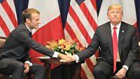 유럽연합군 창설에 대한 프랑스, 러시아, 미국 대통령의 발언