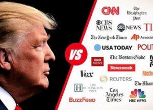 폴리티코의 여론조사는 미국의 국론 분열의 책임이 주로 언론에 있다고 말한다