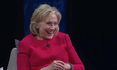논란이 되고 있는 힐러리 클린턴의 최근 인터뷰