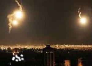 크리스마스에 시리아를 공습한 이스라엘