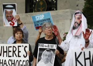 사우디의 빈 살만 왕세자에게 언론인 카쇼기의 사망의 책임을 묻는 결의안을 채택한 미 상원