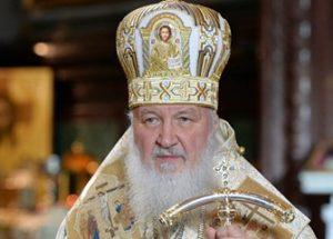 러시아 정교회 총대주교, '정보를 통제하는 사람이 적그리스도입니다'