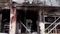 시리아에서 발생한 폭탄 테러를 계기로 미군 철수를 반대하는 언론